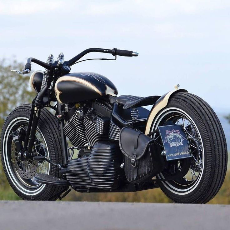 Virage8_HD Bobber                                                                                                                                                                                 Plus