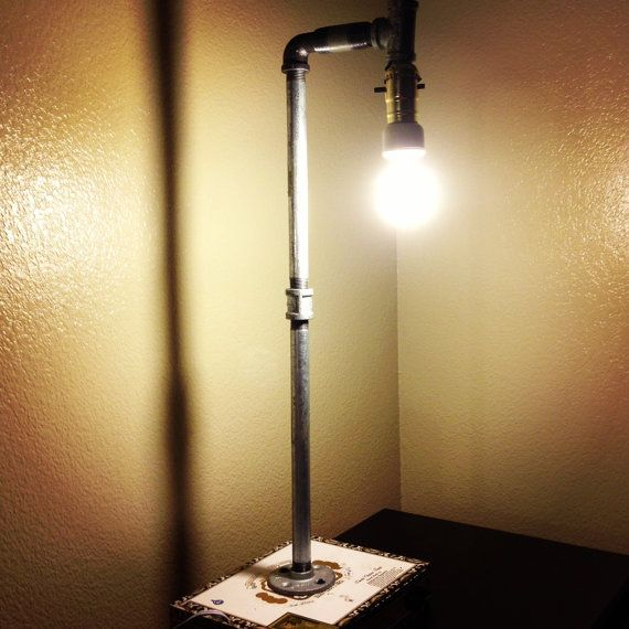 Industrial and modern style lamps and lighting