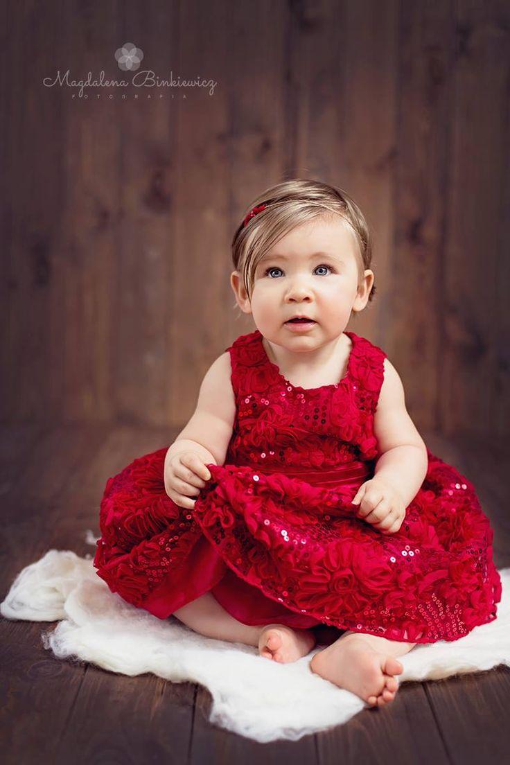 Emilka - little princess Emotikon smile www.magdalenabinkiewicz.pl - fotografia dziecięca Gdańsk, Trójmasto