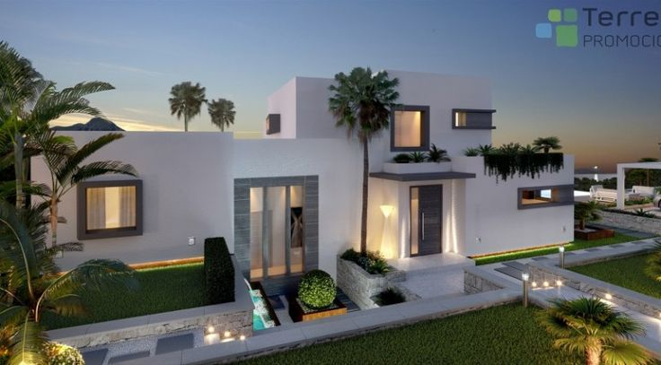 Stunning 3 Bedroom New Build Villa Javea 695,000.00€