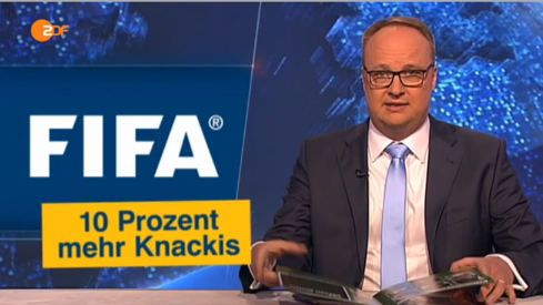 "Fifa-Skandal: So witzig lästert die ""heute show"" über Schmiergeld-Sepp"