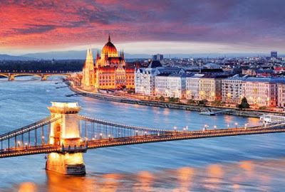 Πανέμορφα ευρωπαϊκά ποτάμια