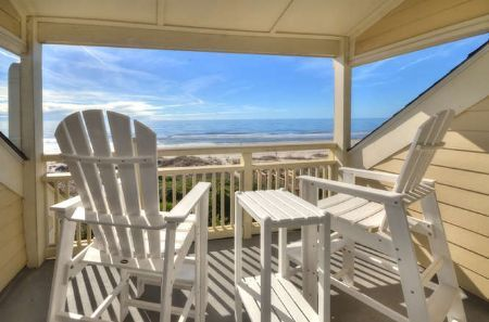 Condo vacation rental in Oak Island, NC, USA from VRBO.com! #vacation #rental #travel #vrbo