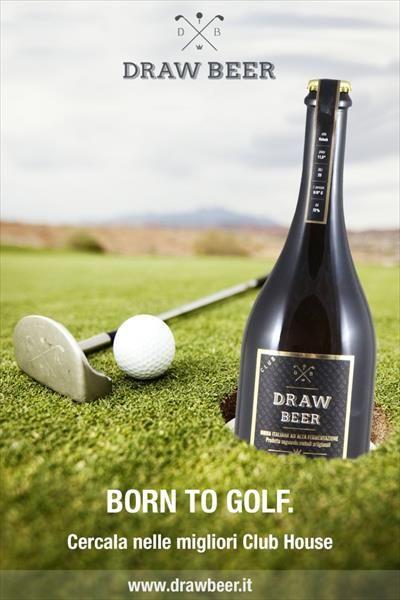 Draw Beer … La Birra del Golfista !