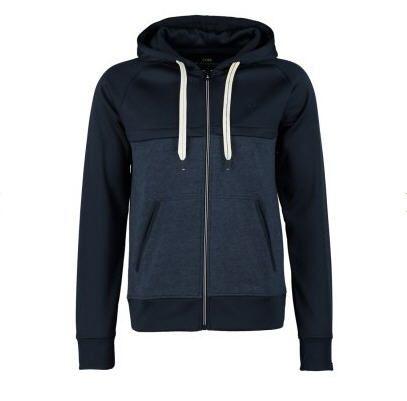 Sweat zippé homme Zalando, achat Jack & Jones Sweat zippé bleu prix promo Zalando 50.00 € TTC