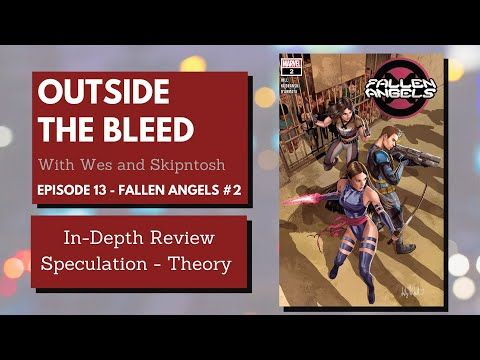 Fallen Angels 2 Outside The Bleed Episode 13 Youtube Fallen Angel The Outsiders Episode