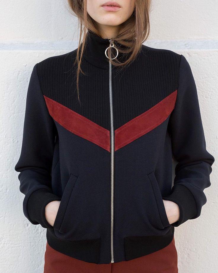 Retro sportswear. Via @alc_ltd on Instagram