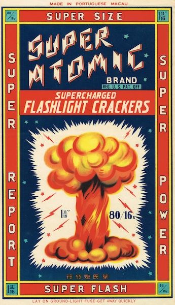 Firecrackers are essentially un-American, even though we associate them our most deeply patriotic celebration, the Fourth of July. The fact is...