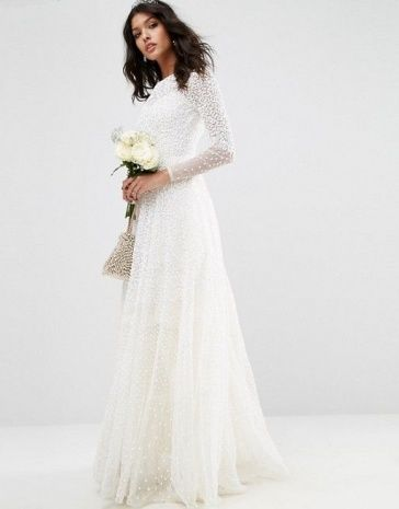 Best 25 Asos Wedding Dress Ideas On Pinterest