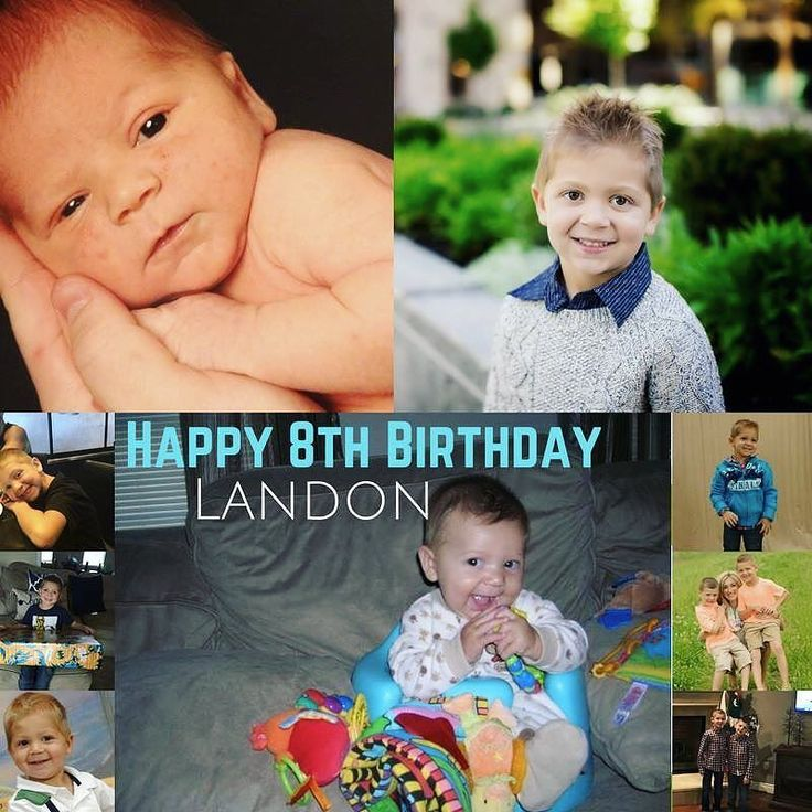 8 years ago today we brought into the world our very first baby boy Landon Matthew Mitro.  He was FIESTY from the moment he came into this world.  He has cheeks that you want to pinch he has a smile that melts your heart and a heart of gold.  He would do anything for anyone!  He might be stubborn but he is a good little boy for everyone else but his parents (LOL) . Landon drooled like a champ and we had to change his bib a few times a day as a baby! He was a runner meaning he would bolt away…