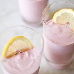 Grapefruit-gin cocktail shake!