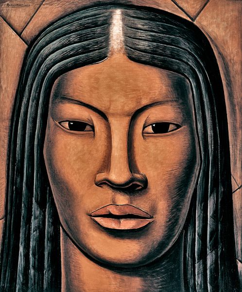 Alfredo Ramos Martinez, La Malinche, circa 1930