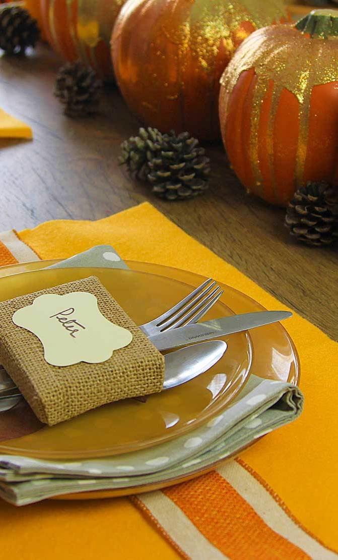 Involve the whole family in decorating for Thanksgiving this year with our kid's table decoration ideas. These DIY crafts are simple enough for any skill level and will brighten up a dining room. Click in to read the full article.