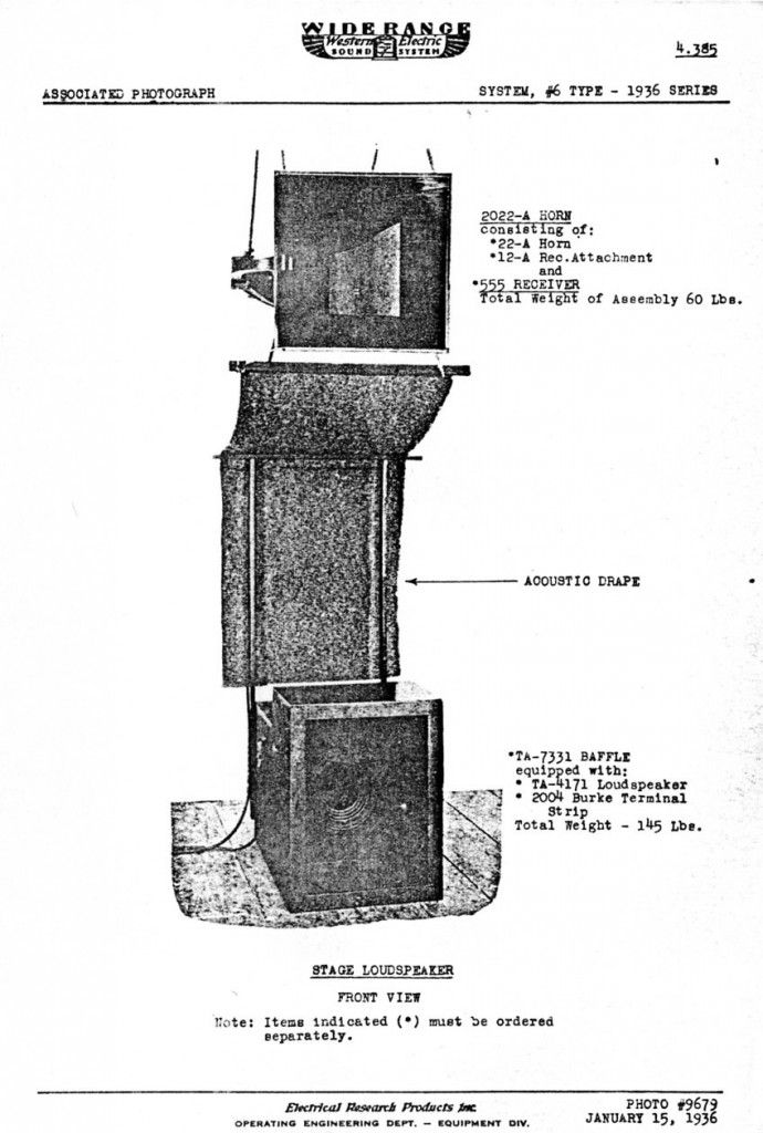 Lautsprecher nach Western Electric System 6  - DIY, Selbstbau, Restauration, Lautsprecher - Analoges Musik Board