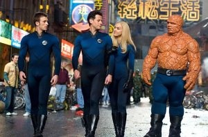 Fantastic Four Movie Reboot News.