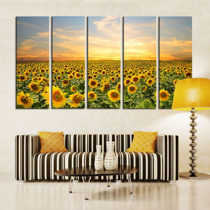 69 best Multi-Panel Canvas Paintings images on Pinterest | Painted ...