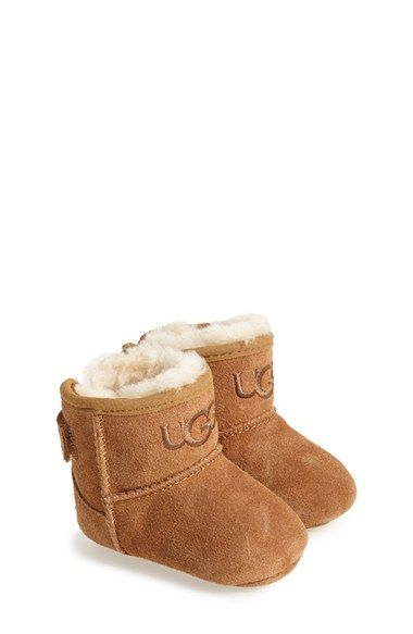 UGG® Australia 'Jesse' Suede Boot (Baby & Walker) available at #Nordstrom