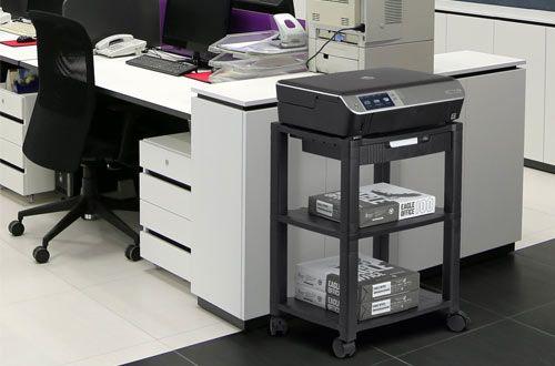 Top 10 Best Printer Stands Under Desk Printer Stands For Home Office Printer Stands Cool Desktop Storage Shelves