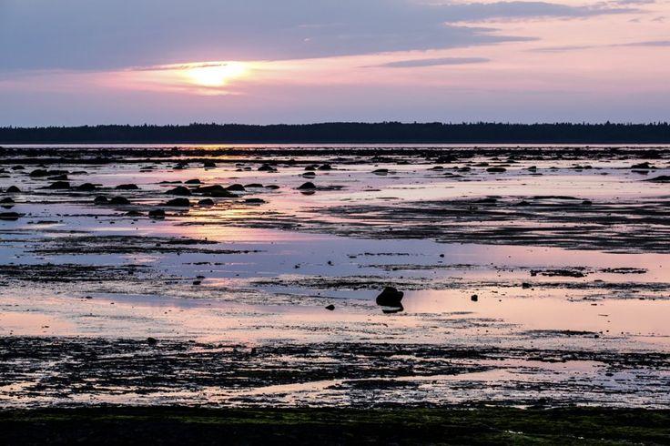 Une escapade dans la capitale du Bas-Saint-Laurent signifie également faire connaissance avec le fleuve. La baie de Rimouski se situe en effet en plein coeur du centre-ville. Visite aux abords du littoral...