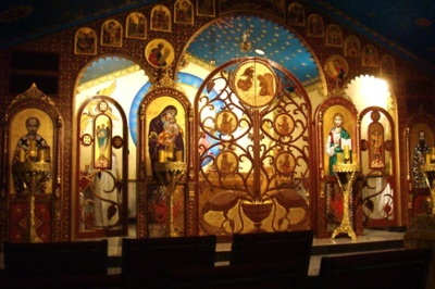 Saint Basil the Great Byzantine Catholic Church, Irving, Texas