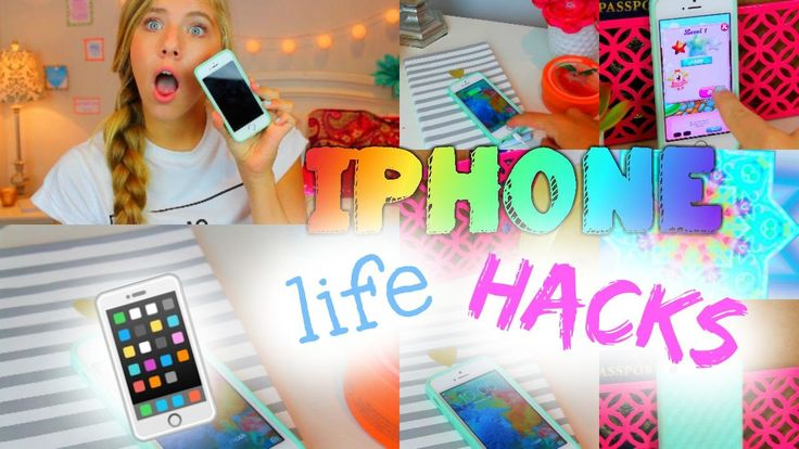 iPHONE LIFE HACKS⎮Tips & Tricks For Your iPhone