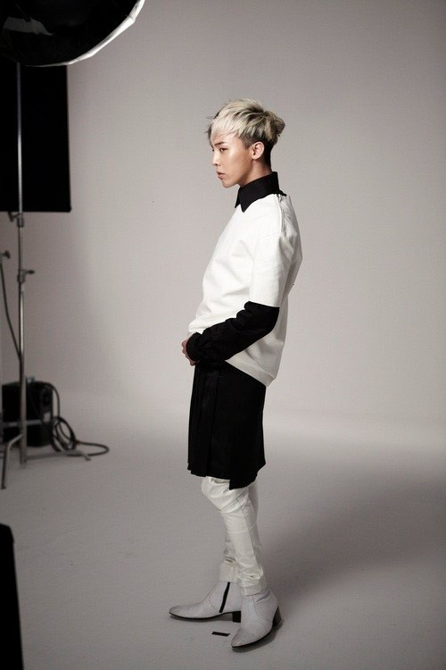 G-Dragon, the Saem teaser