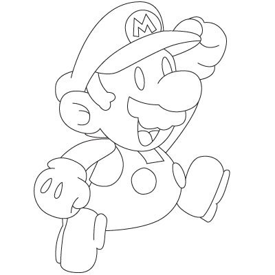 how to draw mario fun drawing lessons for kids adults