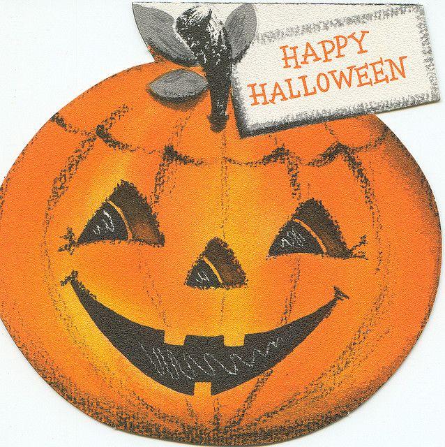 Vintage Halloween Cards | Vintage Halloween Card | Flickr - Photo Sharing!