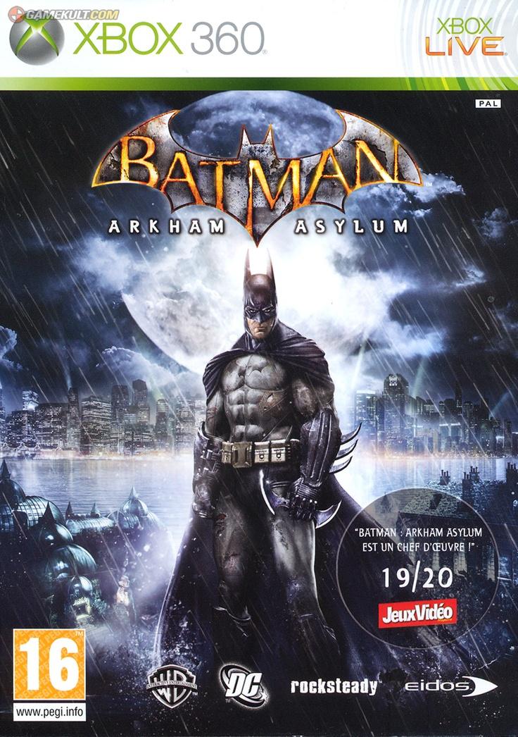 Batman : Arkham Asylum   want want want!! :)
