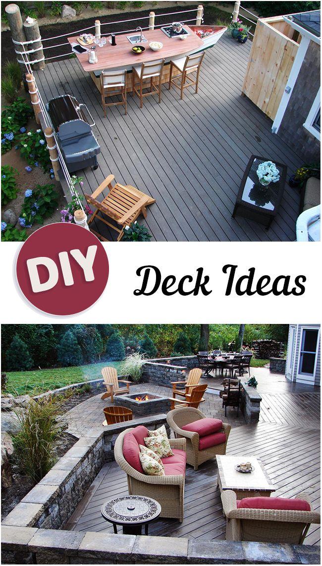 DIY Deck Ideas