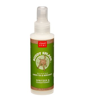 Smelly dog? Not this season. Made of pure botanical extracts, this natural deodorizer and leave-in conditioner is easy to apply.: Pet Products, Smelly Dogs, Buddy Splash, Problems Solving Products, Doggies Deodorant, Splash Dogs, Dogs Smell, Random Pin, 40 Most Pin
