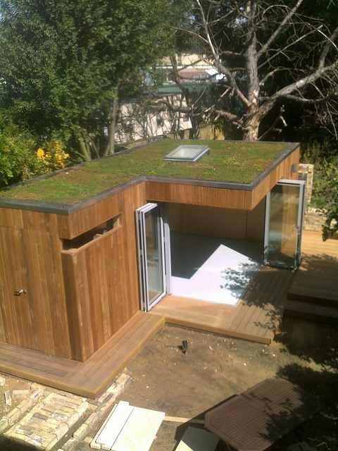 Longhirst garden office