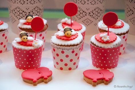 Cupcakes και μπισκότα