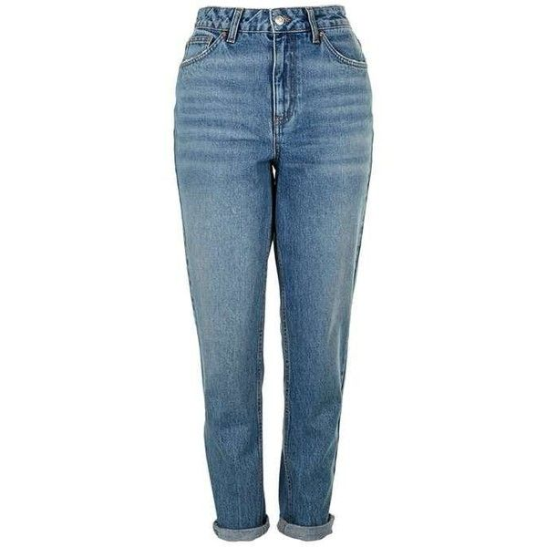 Super high waisted jeans topshop