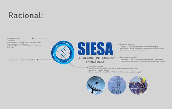 Branding SIESA on Behance