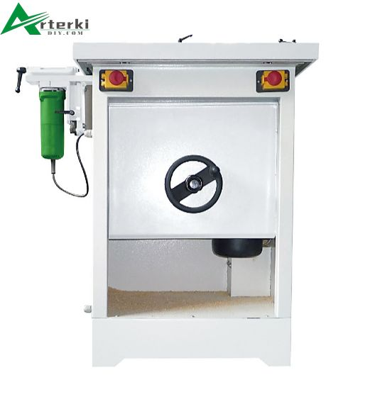 WoodMilling Machine     USD1250   65*58*90(cm)             Wood Milling Machine adopts single-phase motor, and it is suitable for milling, shaping, rounding and flat cutting by adjusting the height of milling cutter. Multiple materials (e.g. Wood, plastic, and aluminum )  can be processed.Email:diy@arterki.com  Website:http://www.arterki-tool.com/
