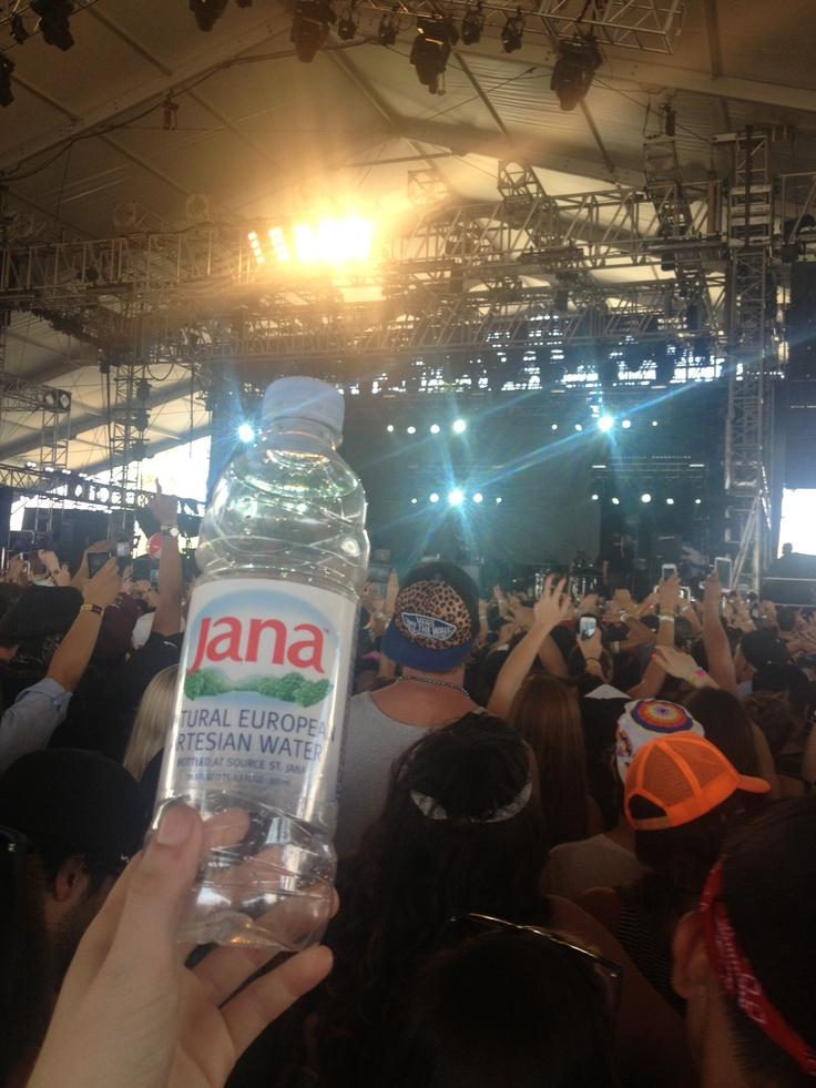 #Hydrate #AllOfTheLights #Coachella #Festival #Weekend2 #Sunshine