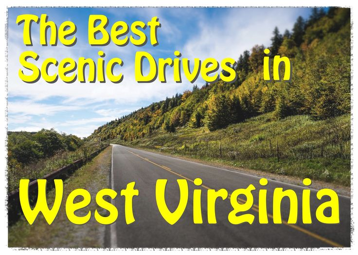 Are you planning a spring or summer road trip? Well here are 4 Scenic Drives through West Virginia that are so pretty that they will make you want to go right now!