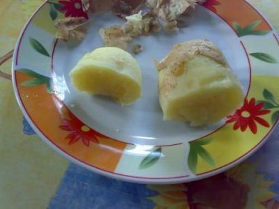 Patata lessa in 5 minuti