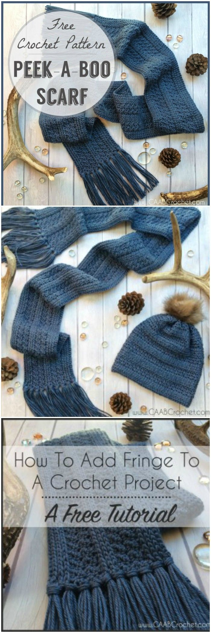 I am going to presenting 25 interesting and cute free #crochet #patterns to try this !Crochet Scarf Pattern