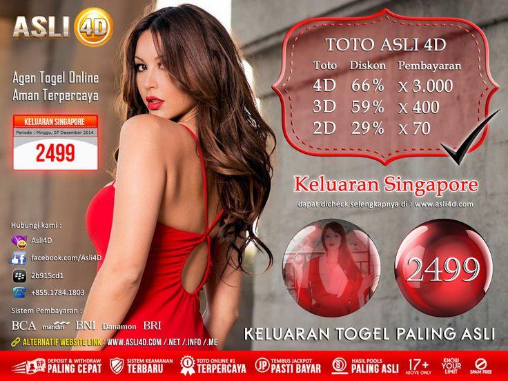 Asli4D Togel Sgp Online