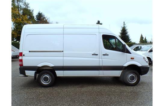 Mercedes-Benz SPRINTER 316 CDI KASTEN**4 x 4 **, 23.990 EUR, 166.000 km, auto Gebrauchtwagen, Diesel, Bus / Transporter,