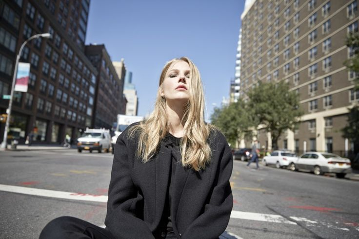 LOOKAST CHAPTER #5 - 2014 fall winter in New York _ loose fit oversize coat