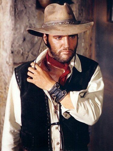 """""""CHARRO"""" is a 1969 American western film starring Elvis Presley shot on location at Apacheland Movie Ranch and Old Tucson Studios in Arizona."""