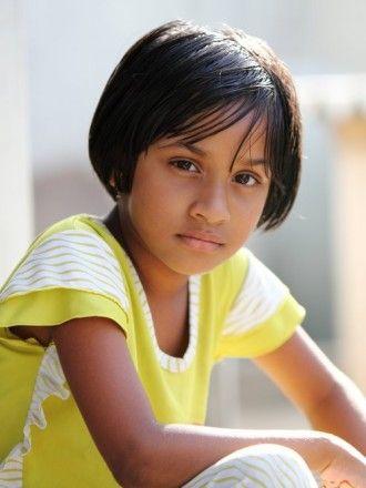 Short Girl Childrens Hair Styles