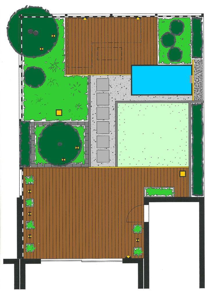Trend Lernen Sie die abschlossenen Projekte zum Thema Garten und Landschaftsbau von Gartenplanung Barbara Rinio in
