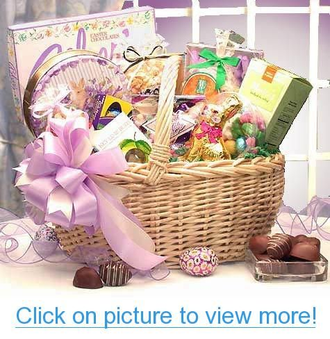 268 best easter baskets images on pinterest easter baskets amazon deluxe easter delights gourmet gift basket for the whole family deluxe easter delights negle Gallery