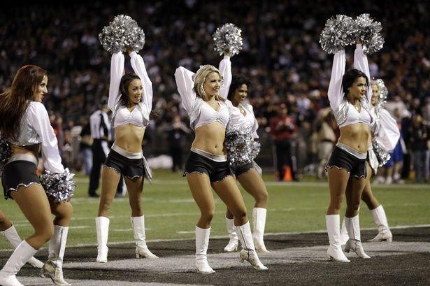 The Shockingly Low Salaries of Professional Cheerleaders
