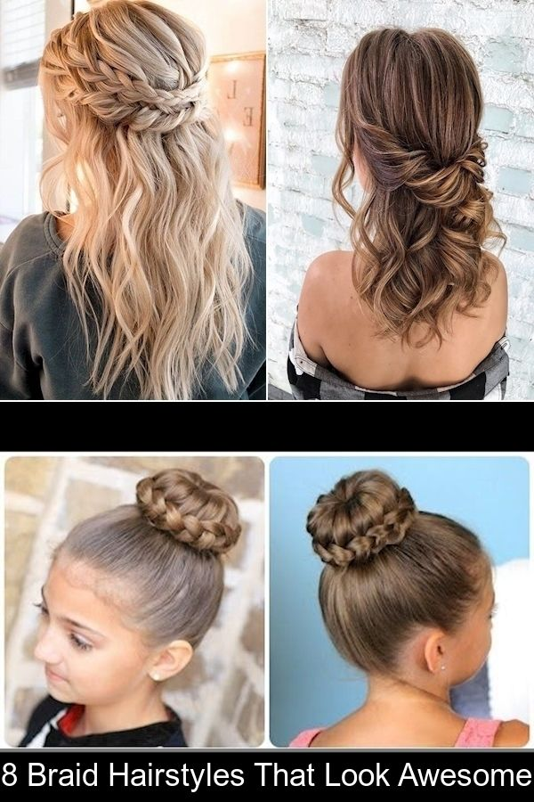 New Hairstyle 2016 Long Hair Easy Up Hairdos For Long Hair Full Updo Hairstyles In 2020 Braided Hairstyles Hairdo For Long Hair Hair Styles