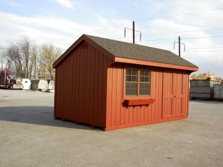 10x16 victorian cottage shed - Garden Sheds Victoria